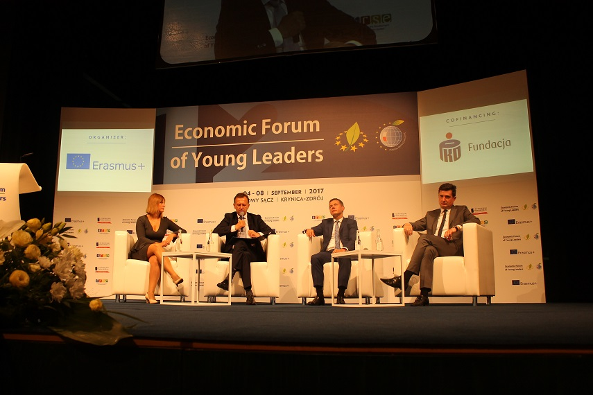 Economic Forum for Young Leaders